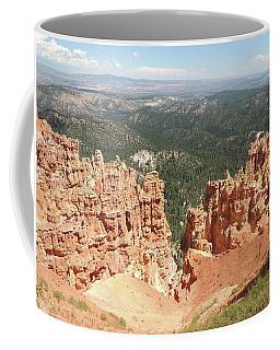Ponderosa Point - Bryce Canyon Coffee Mug by Jayne Wilson