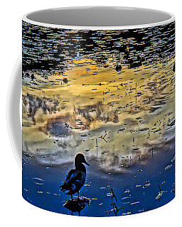 Pondscape Coffee Mug