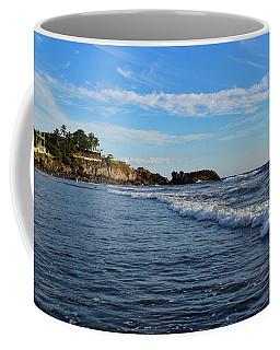 Coffee Mug featuring the photograph Poneloya Beach Before Sunset by Nicole Lloyd