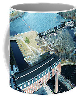 Ponemah Mill And Dam Coffee Mug