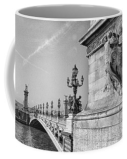 Pont Alexandre Coffee Mug
