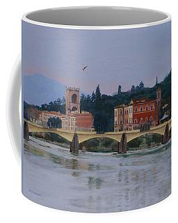 Ponte Vecchio Landscape Coffee Mug