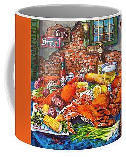 Pontchartrain Crabs Coffee Mug