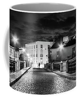 Ponte Romana At Night - Tavira, Portugal Coffee Mug
