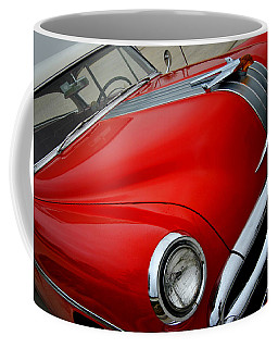 Pontiac Chieftain 1954 Front Coffee Mug