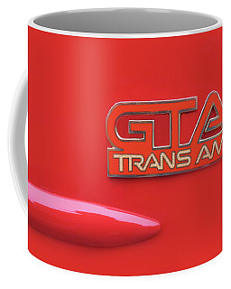 Pontiac Firebird Gta Trans Am Coffee Mug