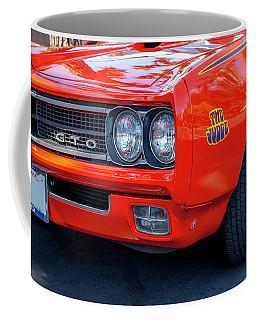 Pontiac G T O Judge 1969 Convertible Coffee Mug