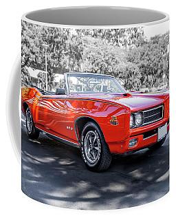 Pontiac G T O Judge Convertible Coffee Mug