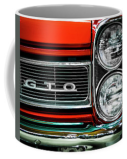 Pontiac Gto Coffee Mug
