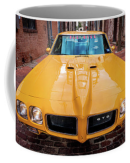 Pontiac Muscle Coffee Mug