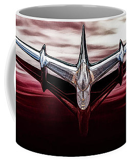 Pontiac Star Chief Coffee Mug by Brad Allen Fine Art
