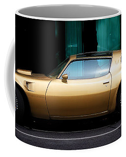 Pontiac Trans Am Coffee Mug