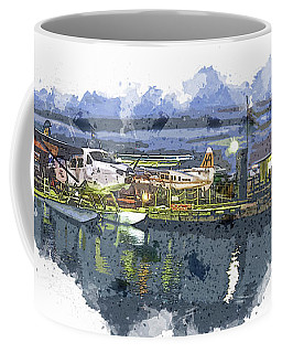 Pontoon Pilots Coffee Mug