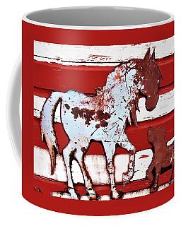Pony And Pup Coffee Mug
