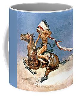 Pony War Dance Coffee Mug