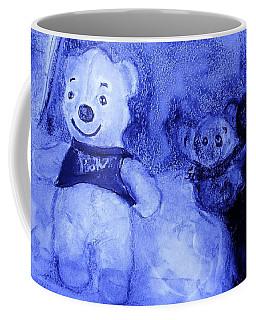 Pooh Bear And Friends Coffee Mug