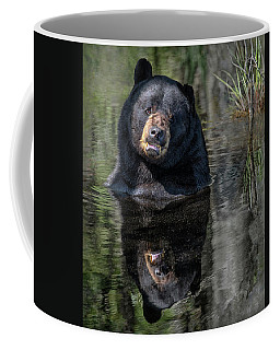 Pool Break Coffee Mug