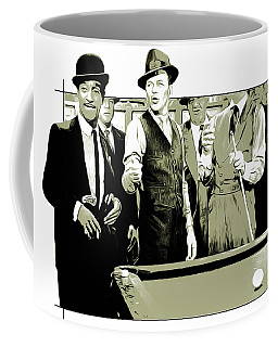 Pool Sharks Coffee Mug