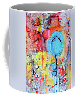 Pools Of Calm Coffee Mug