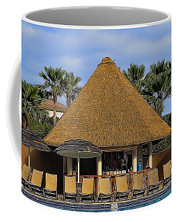 Poolside Drinks Coffee Mug