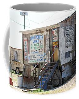 Poor Monkey's Lounge Coffee Mug