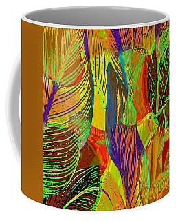 Pop Art Cannas Coffee Mug