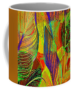 Pop Art Cannas Coffee Mug