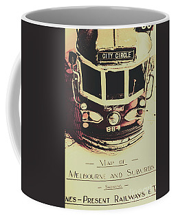 Pop Art City Tours Coffee Mug