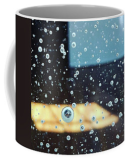 Pop-art. Otherwise Known As Bubbles In Coffee Mug