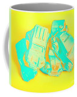 Pop Art Pileup Coffee Mug