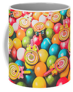 Pop Art Sweets Coffee Mug