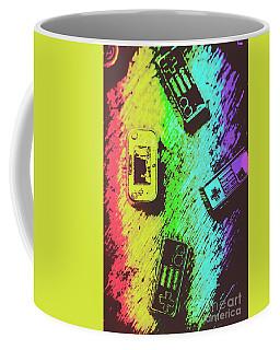 Pop Art Video Games Coffee Mug