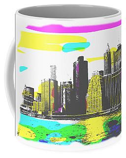 Pop City Skyline Coffee Mug