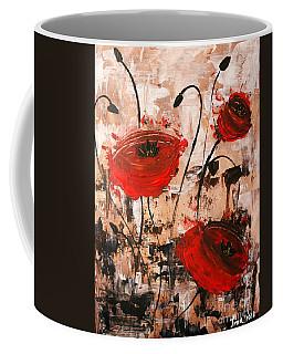Pop Goes The Poppies Coffee Mug