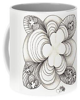 Popcloud Blossom Coffee Mug by Jan Steinle