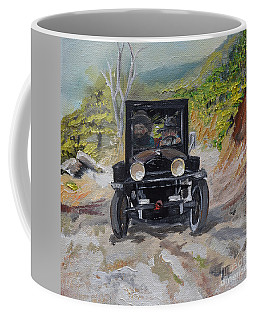 Popcorn Sutton - Looking For Likker Coffee Mug