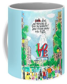 Pope Francis - Philly Love - Mmppl Coffee Mug