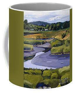 Pope John II Park On Neponset River Coffee Mug