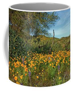 Poppies Abound Coffee Mug