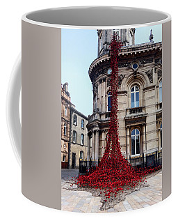 Poppies - City Of Culture 2017, Hull Coffee Mug
