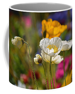 Poppies In The Spring Coffee Mug