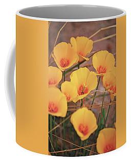 Poppies On Mount Lemmon Coffee Mug