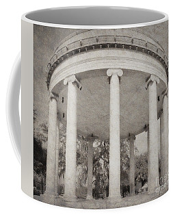 Popp's Bandstand City Park New Orleans - Textured Coffee Mug by Kathleen K Parker