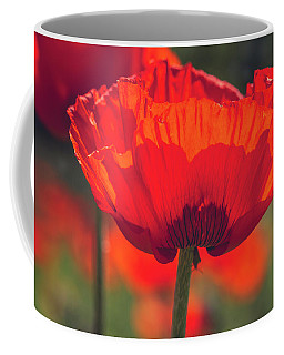 Poppy Beauty Coffee Mug