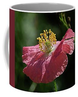 Poppy Close-up Coffee Mug