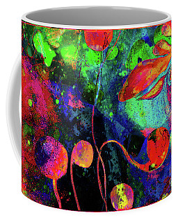 Poppy Enchantment Coffee Mug