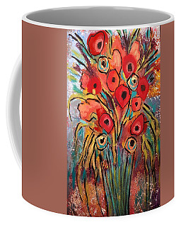 Poppy Fest Coffee Mug