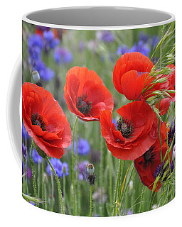 Poppy Galore Coffee Mug