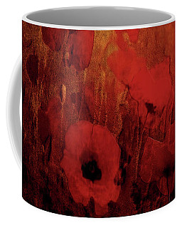 Poppy Heaven Coffee Mug