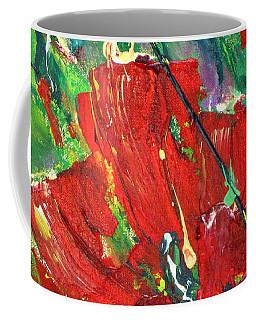 Poppy II Coffee Mug